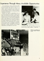 Page 13, 1962 Edition, North Side High School - Legend Yearbook (Fort Wayne, IN) online yearbook collection