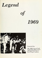 Page 5, 1969 Edition, North Side High School - Legend Yearbook (Fort Wayne, IN) online yearbook collection