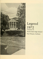 Page 5, 1972 Edition, North Side High School - Legend Yearbook (Fort Wayne, IN) online yearbook collection