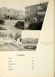 Page 10, 1953 Edition, Concordia Lutheran High School - Luminarian Yearbook (Fort Wayne, IN) online yearbook collection