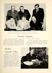 Page 13, 1953 Edition, Concordia Lutheran High School - Luminarian Yearbook (Fort Wayne, IN) online yearbook collection