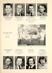 Page 15, 1953 Edition, Concordia Lutheran High School - Luminarian Yearbook (Fort Wayne, IN) online yearbook collection