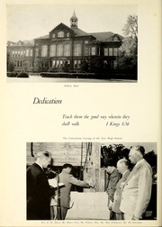 Page 8, 1953 Edition, Concordia Lutheran High School - Luminarian Yearbook (Fort Wayne, IN) online yearbook collection