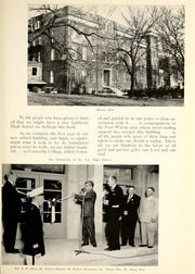 Page 9, 1953 Edition, Concordia Lutheran High School - Luminarian Yearbook (Fort Wayne, IN) online yearbook collection