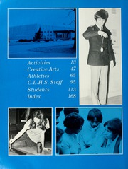 Page 16, 1972 Edition, Concordia Lutheran High School - Luminarian Yearbook (Fort Wayne, IN) online yearbook collection