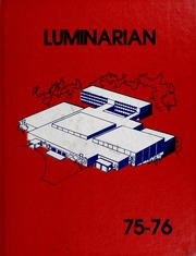 Page 1, 1976 Edition, Concordia Lutheran High School - Luminarian Yearbook (Fort Wayne, IN) online yearbook collection