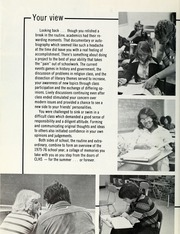 Page 10, 1976 Edition, Concordia Lutheran High School - Luminarian Yearbook (Fort Wayne, IN) online yearbook collection