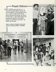 Page 16, 1976 Edition, Concordia Lutheran High School - Luminarian Yearbook (Fort Wayne, IN) online yearbook collection