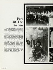 Page 8, 1982 Edition, Concordia Lutheran High School - Luminarian Yearbook (Fort Wayne, IN) online yearbook collection