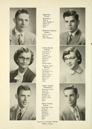 Page 10, 1954 Edition, Lafayette Central High School - Leaves of Lafayette Yearbook (Roanoke, IN) online yearbook collection
