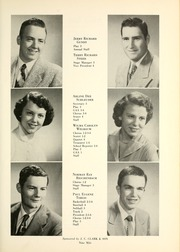 Page 11, 1954 Edition, Lafayette Central High School - Leaves of Lafayette Yearbook (Roanoke, IN) online yearbook collection
