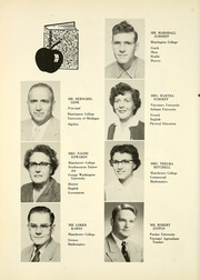 Page 14, 1954 Edition, Lafayette Central High School - Leaves of Lafayette Yearbook (Roanoke, IN) online yearbook collection