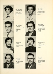 Page 15, 1954 Edition, Lafayette Central High School - Leaves of Lafayette Yearbook (Roanoke, IN) online yearbook collection
