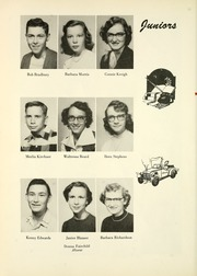 Page 16, 1954 Edition, Lafayette Central High School - Leaves of Lafayette Yearbook (Roanoke, IN) online yearbook collection