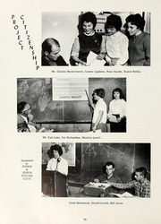 Page 54, 1963 Edition, Lafayette Central High School - Leaves of Lafayette Yearbook (Roanoke, IN) online yearbook collection