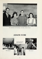 Page 61, 1963 Edition, Lafayette Central High School - Leaves of Lafayette Yearbook (Roanoke, IN) online yearbook collection