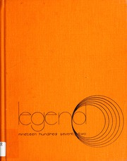 1972 Edition, East Noble High School - Legend Yearbook (Kendallville, IN)