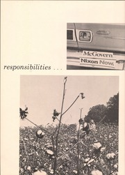 Page 10, 1973 Edition, Callaway High School - Lesprit Yearbook (Jackson, MS) online yearbook collection