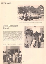 Page 16, 1973 Edition, Callaway High School - Lesprit Yearbook (Jackson, MS) online yearbook collection