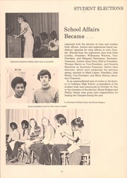 Page 17, 1973 Edition, Callaway High School - Lesprit Yearbook (Jackson, MS) online yearbook collection