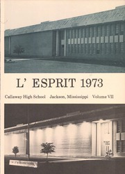Page 5, 1973 Edition, Callaway High School - Lesprit Yearbook (Jackson, MS) online yearbook collection