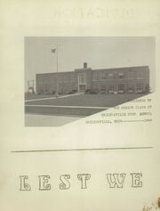 Page 8, 1946 Edition, Cridersville High School - Lest We Forget Yearbook (Cridersville, OH) online yearbook collection