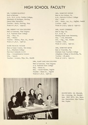 Page 10, 1957 Edition, Cridersville High School - Lest We Forget Yearbook (Cridersville, OH) online yearbook collection