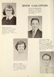 Page 14, 1957 Edition, Cridersville High School - Lest We Forget Yearbook (Cridersville, OH) online yearbook collection