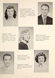 Page 15, 1957 Edition, Cridersville High School - Lest We Forget Yearbook (Cridersville, OH) online yearbook collection