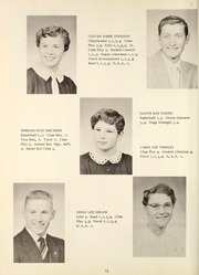 Page 16, 1957 Edition, Cridersville High School - Lest We Forget Yearbook (Cridersville, OH) online yearbook collection