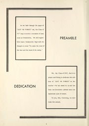 Page 6, 1957 Edition, Cridersville High School - Lest We Forget Yearbook (Cridersville, OH) online yearbook collection