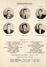 Page 8, 1957 Edition, Cridersville High School - Lest We Forget Yearbook (Cridersville, OH) online yearbook collection