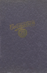 Page 1, 1916 Edition, Geneva High School - Legend Yearbook (Geneva, IN) online yearbook collection