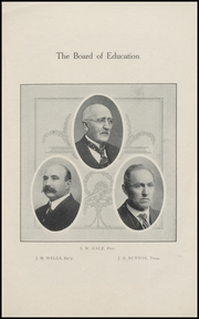 Page 11, 1916 Edition, Geneva High School - Legend Yearbook (Geneva, IN) online yearbook collection
