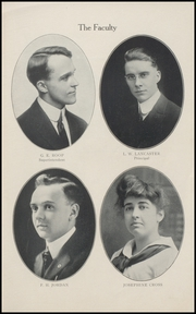 Page 13, 1916 Edition, Geneva High School - Legend Yearbook (Geneva, IN) online yearbook collection