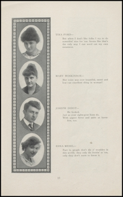 Page 17, 1916 Edition, Geneva High School - Legend Yearbook (Geneva, IN) online yearbook collection