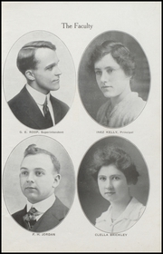 Page 11, 1917 Edition, Geneva High School - Legend Yearbook (Geneva, IN) online yearbook collection