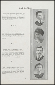 Page 13, 1917 Edition, Geneva High School - Legend Yearbook (Geneva, IN) online yearbook collection