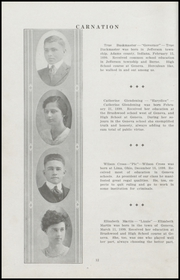Page 14, 1917 Edition, Geneva High School - Legend Yearbook (Geneva, IN) online yearbook collection