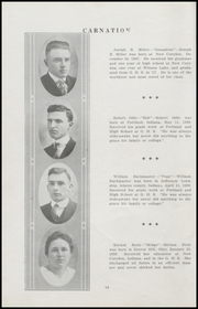 Page 16, 1917 Edition, Geneva High School - Legend Yearbook (Geneva, IN) online yearbook collection