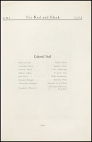 Page 13, 1921 Edition, Geneva High School - Legend Yearbook (Geneva, IN) online yearbook collection