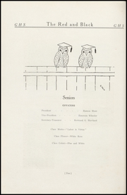 Page 14, 1921 Edition, Geneva High School - Legend Yearbook (Geneva, IN) online yearbook collection