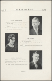Page 17, 1921 Edition, Geneva High School - Legend Yearbook (Geneva, IN) online yearbook collection