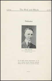 Page 8, 1921 Edition, Geneva High School - Legend Yearbook (Geneva, IN) online yearbook collection