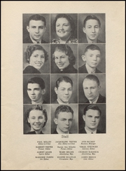 Page 11, 1938 Edition, Geneva High School - Legend Yearbook (Geneva, IN) online yearbook collection