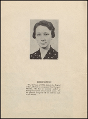 Page 6, 1938 Edition, Geneva High School - Legend Yearbook (Geneva, IN) online yearbook collection