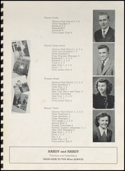 Page 11, 1949 Edition, Geneva High School - Legend Yearbook (Geneva, IN) online yearbook collection