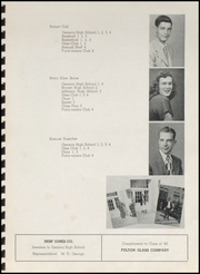 Page 13, 1949 Edition, Geneva High School - Legend Yearbook (Geneva, IN) online yearbook collection