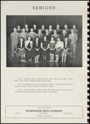 Page 4, 1949 Edition, Geneva High School - Legend Yearbook (Geneva, IN) online yearbook collection