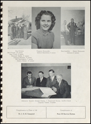 Page 9, 1949 Edition, Geneva High School - Legend Yearbook (Geneva, IN) online yearbook collection